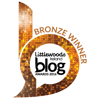 Bronze: Best Lifestyle Blog in Ireland