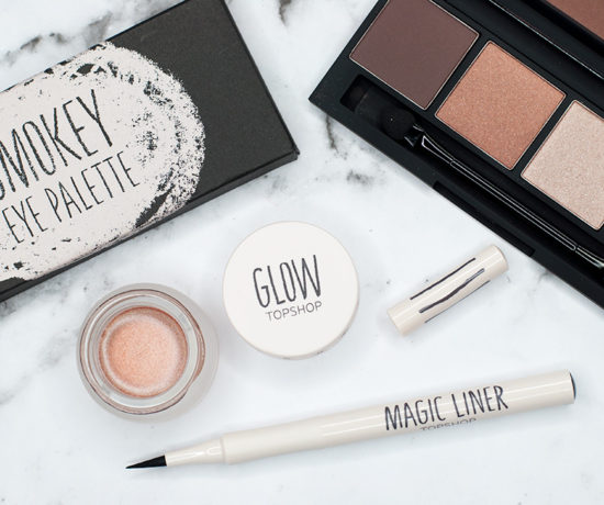 An Unexpected Beauty Haul: Top Shop Flatlay Makeup via Sarenabee.com