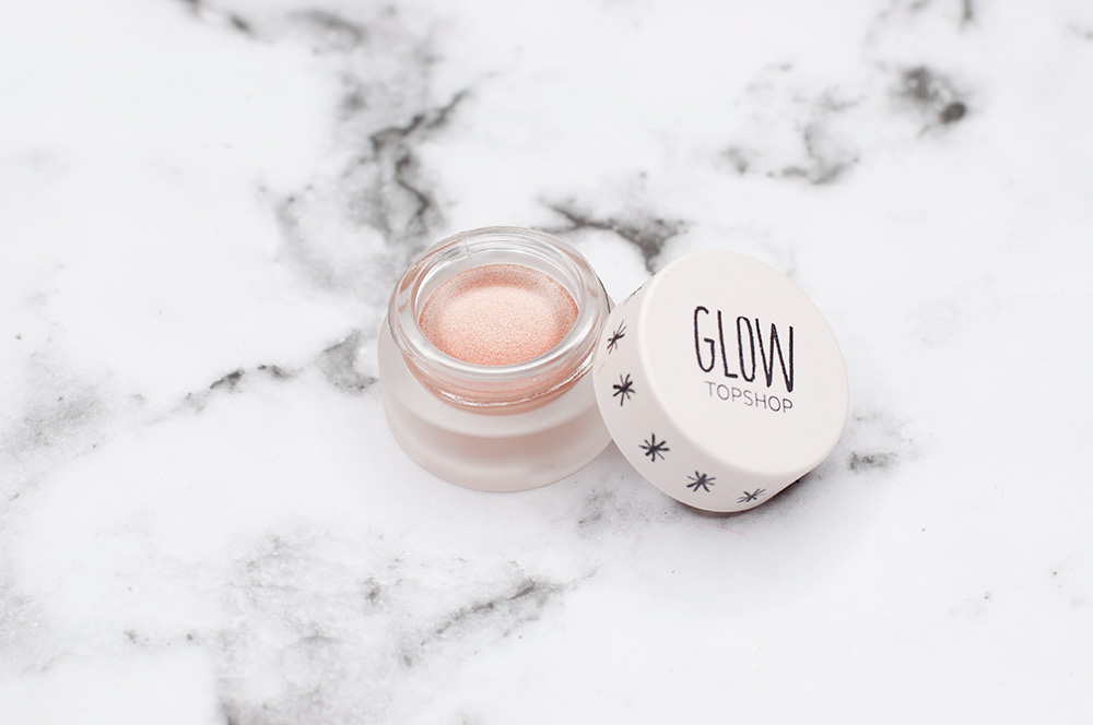 Top Shop Glow Cream Highlighter Makeup via Sarenabee.com