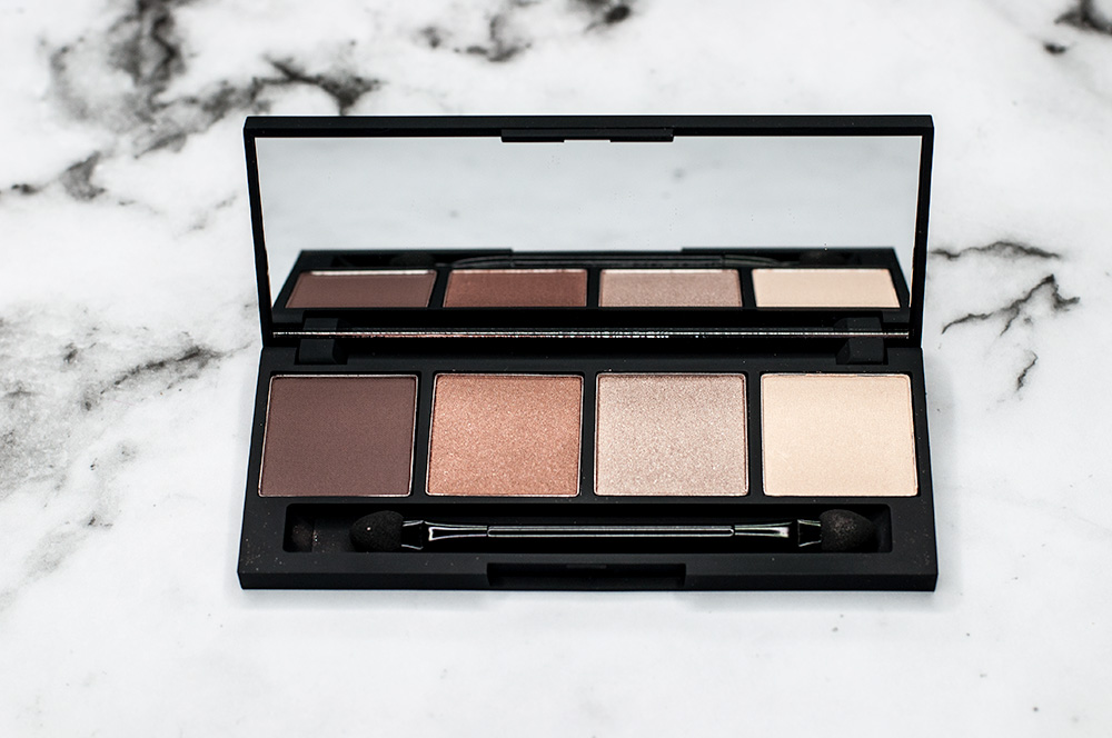 Top Shop Smokey Eye Makeup Palette via Sarenabee.com