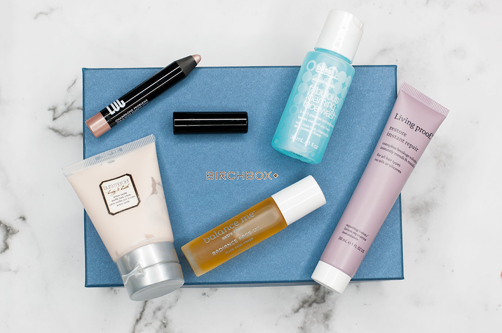 Birchbox 2016 Beauty Review via Sarenabee.com
