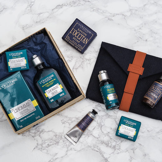 Father's Day Gift Guide Featuring L'Occitane via Sarenabee.com