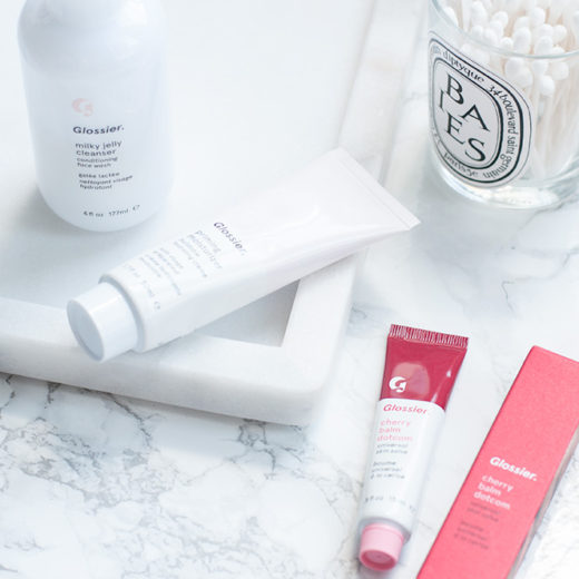Glossier: The Phase 1 Set Review via Sarenabee.com