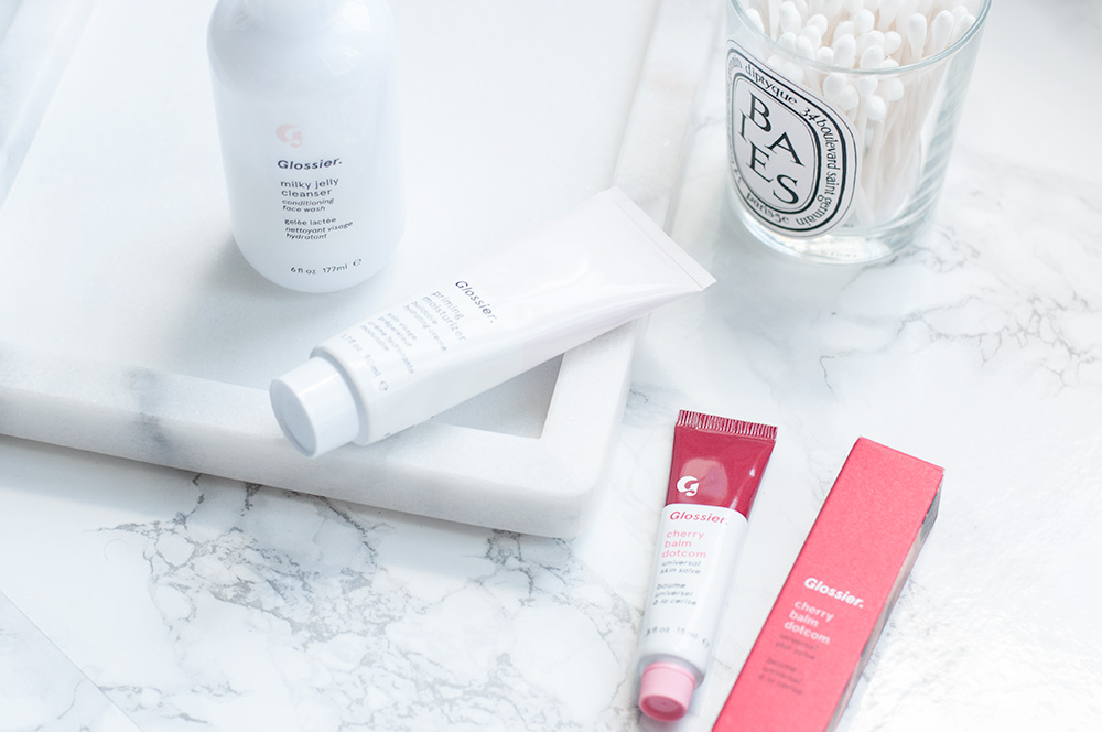 Glossier: The Phase 1 Set Review | Sarenabee.com