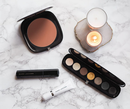 Marc Jacobs Beauty Haul: Mascara, Bronzer, Eyeshadow Palette and a Primer via Sarenabee.com