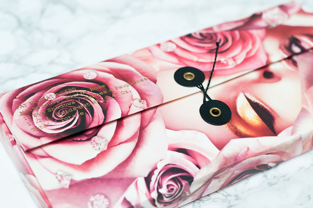 Pat McGrath Mothership VII Divine Rose Eyeshadow Palette via Sarenabee.com